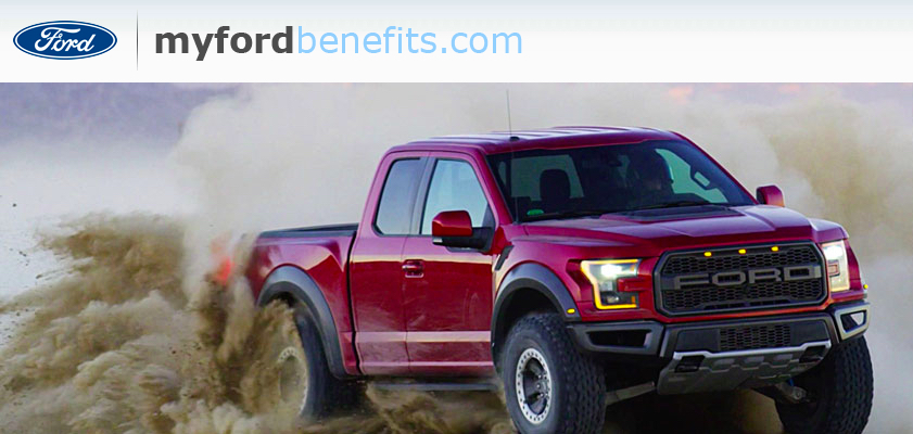 myfordbenefits login retirees image