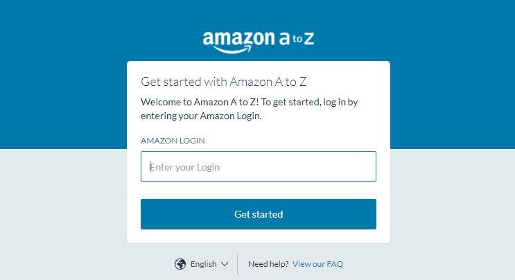 Amazon hub login
