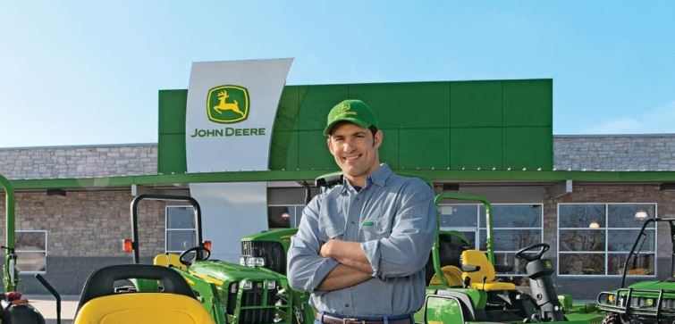 John Deere ess Login guide