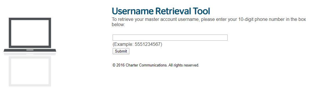 Roadrunner Email Login forgot email step 2