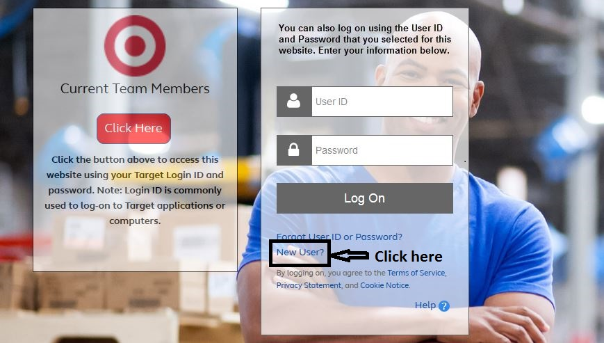 Target Pay & Benefits Registration